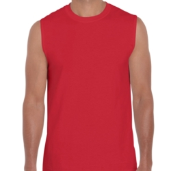 2700 Gildan® Ultra Cotton®  Adult Sleeveless T-Shirt