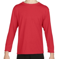 42400B Gildan Performance®  Youth Long Sleeve T-Shirt